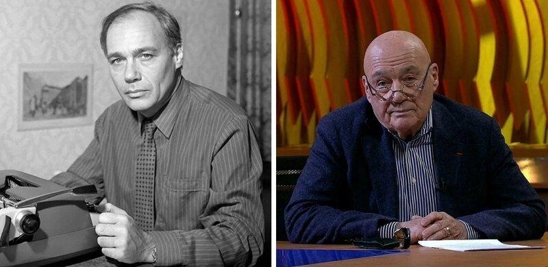 Популярные российские ведущие в начале карьеры