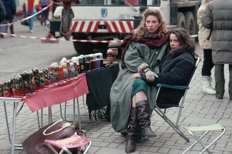 Девушки из 90-х