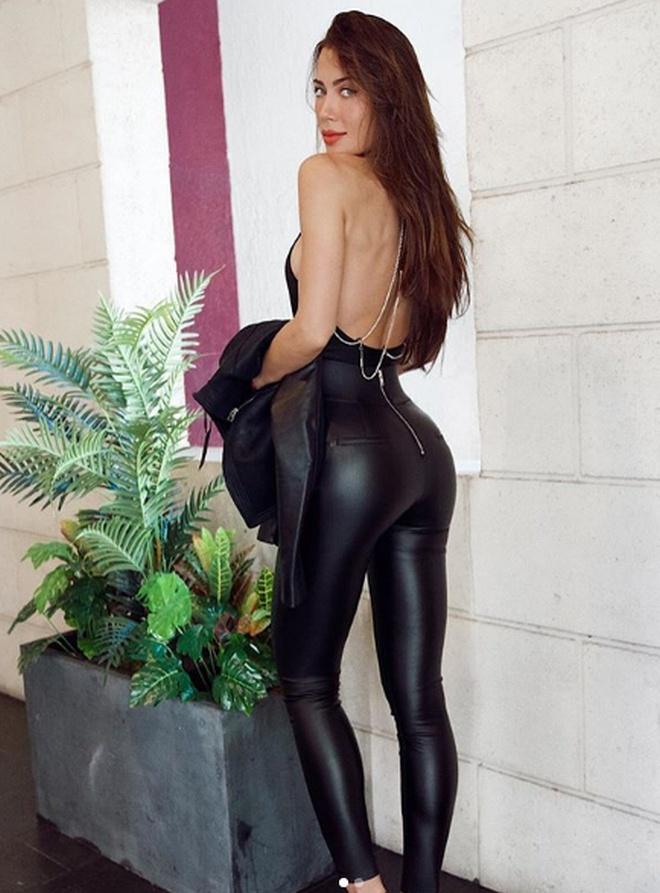 Джорджина Маццео: модель, привлекающая подписчиков не только фотографиями в белье