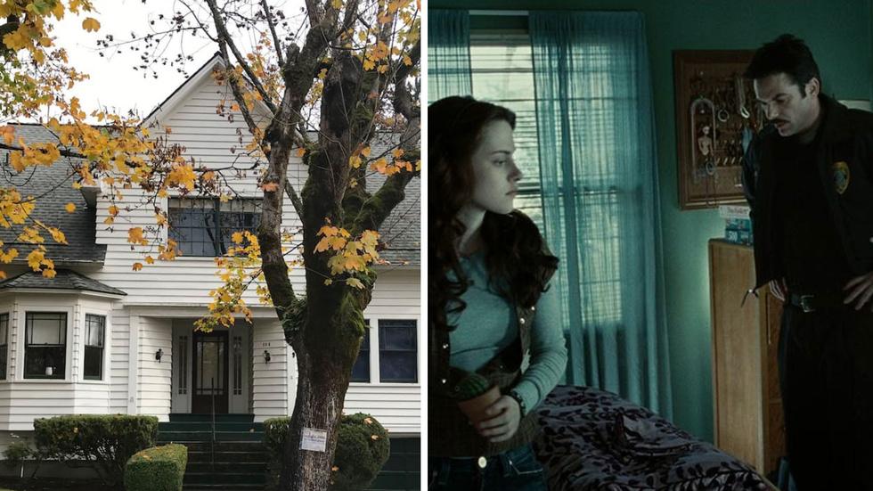 На Airbnb можно пожить в домах из культовых фильмов