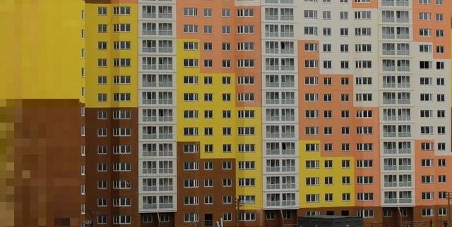 Рабочие снова намудрили с краской