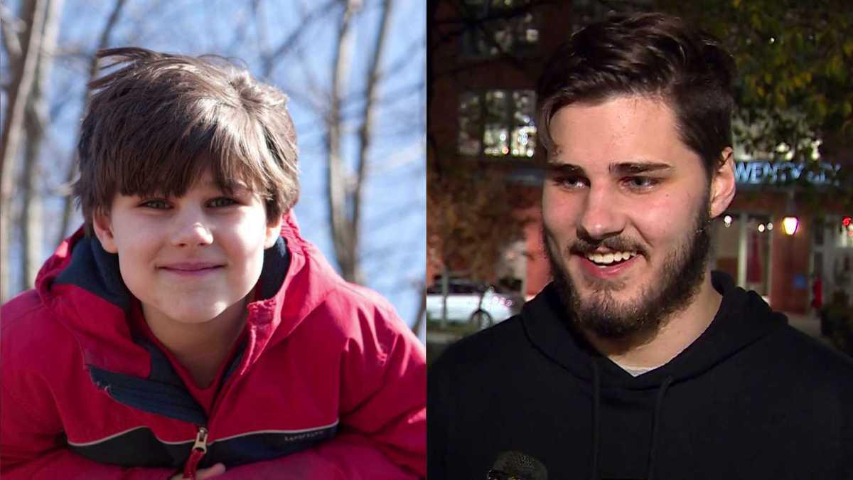 Американский мальчик бросил в океан бутылку с письмом, которую нашли 10 лет спустя