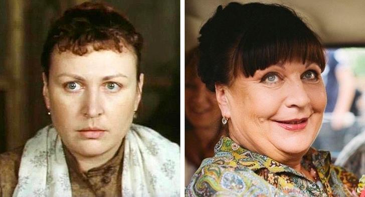 Этих актрис все помнят уже в возрасте, но когда-то и они были молодыми