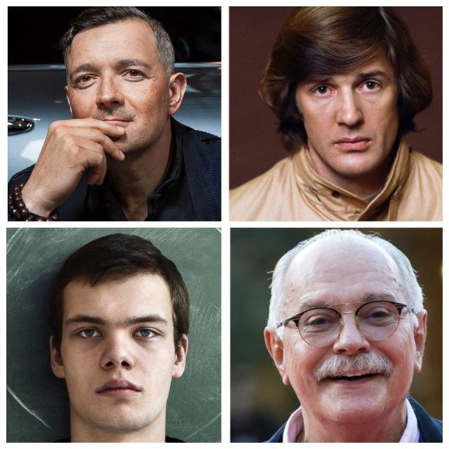 Российские знаменитости, которые приходятся друг другу родственниками (12 фото)