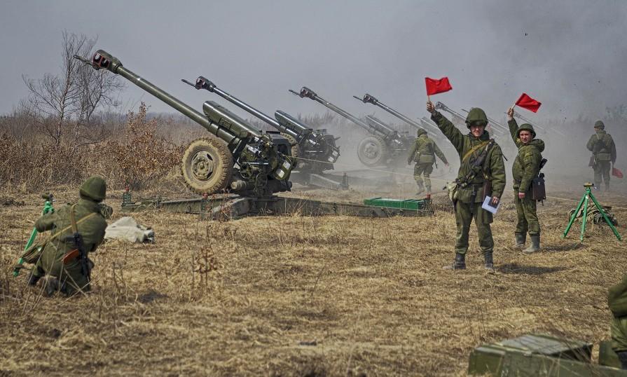 День ракетных войск и артиллерии.