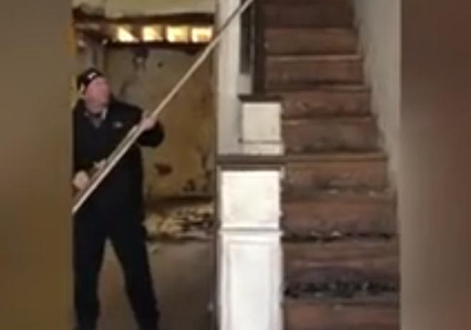 Дом со смертельными ловушками