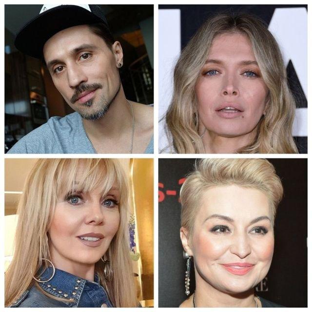 Как изменились российские звезды со времен их первого клипа (14 фото)