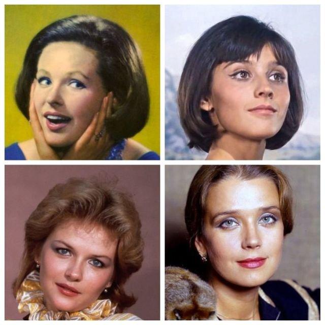 Как выглядели бы звезды советского кино, если бы их молодые годы пришлись на наши дни (15 фото)