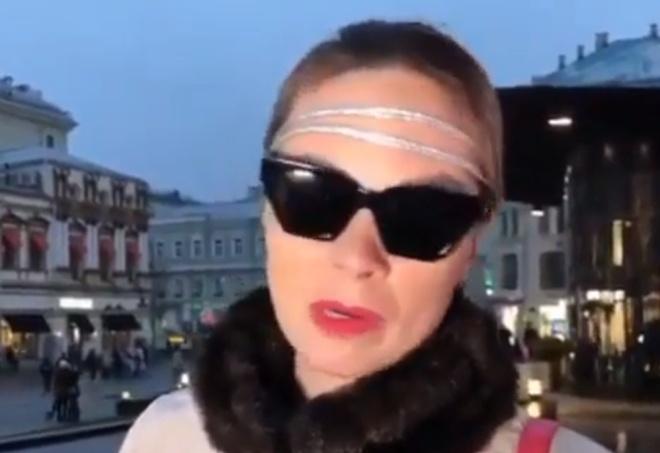 Женщина рассказала о своем отношении к приезжающим в Москву