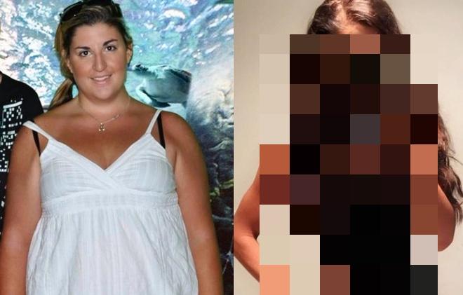 Девушка похудела на 55 кг за год ради свадьбы и стала красавицей