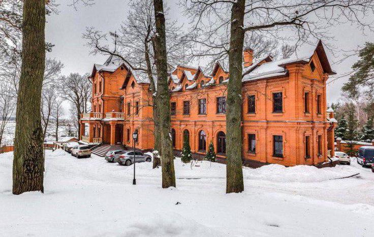 Дирижер Юрий Башмет продает свой дом на Рублевке