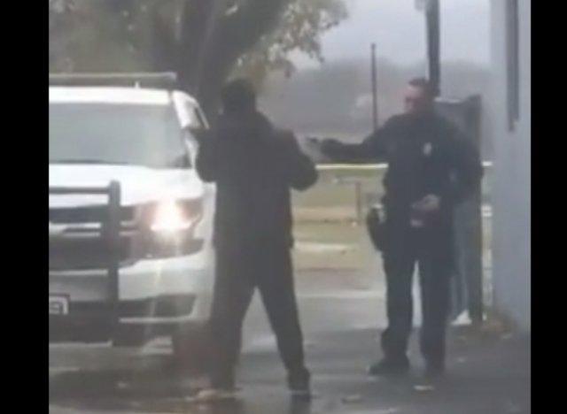 Как работает полиция в Соединенных Штатах
