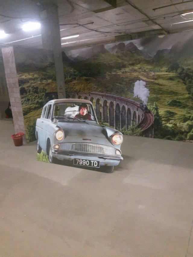В Челябинске открылся музей Гарри Поттера - и люди в шоке