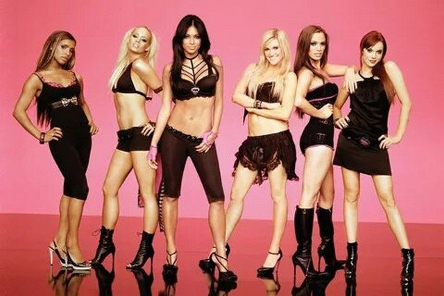 Группа The Pussycat Dolls возвращается на сцену