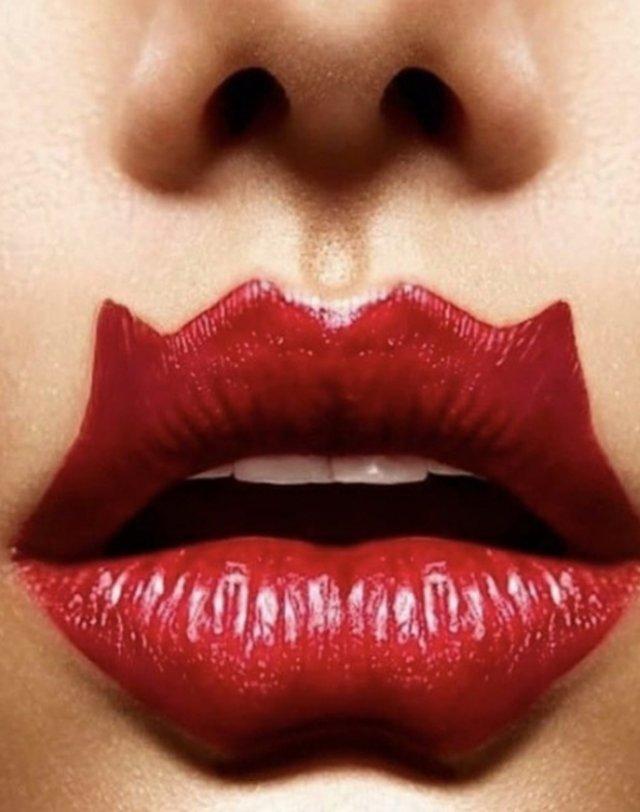 «Губы дьявола»: новый тренд, который вы захотите развидеть