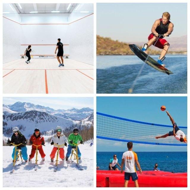 ТОП-7 самых популярных и необычных видов спорта