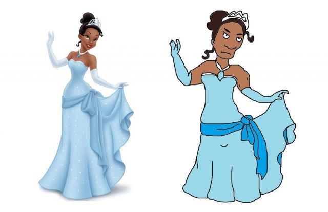 Если бы принцессы были феминистками