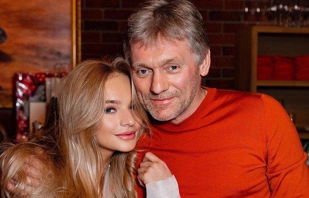 Посмотри, что сделала дочь пресс-секретаря президента России