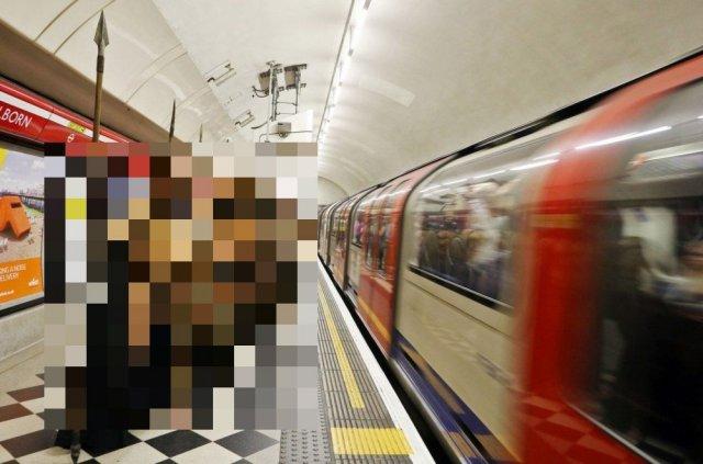 Не пугайтесь, если увидите в метро этих мужчин
