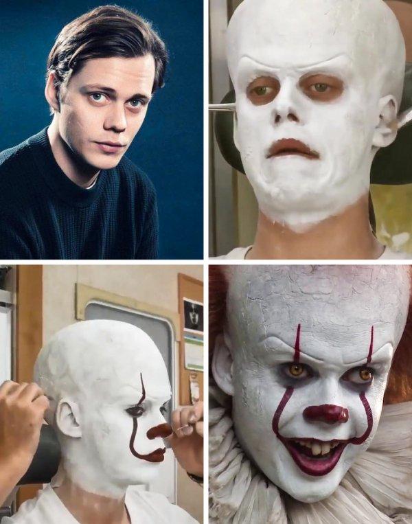 Как актеры превращаются в своих киноперсонажей