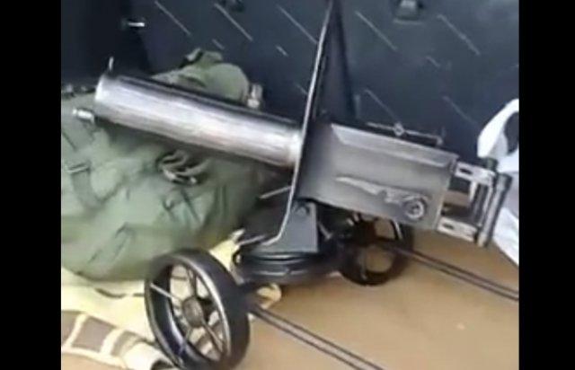 Полицейские нашли в багажнике