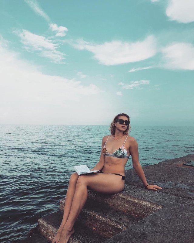 Белорусская волейболистка Анна Климец: вы не устоите от ее подачи