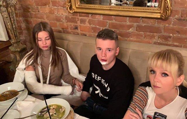 Сын певицы Валерии попал в страшное ДТП