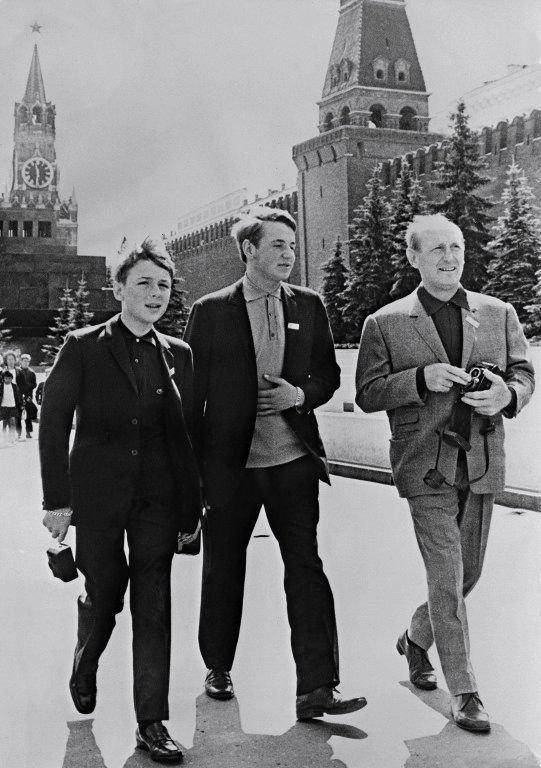 Подборка редких фотографий знаменитостей