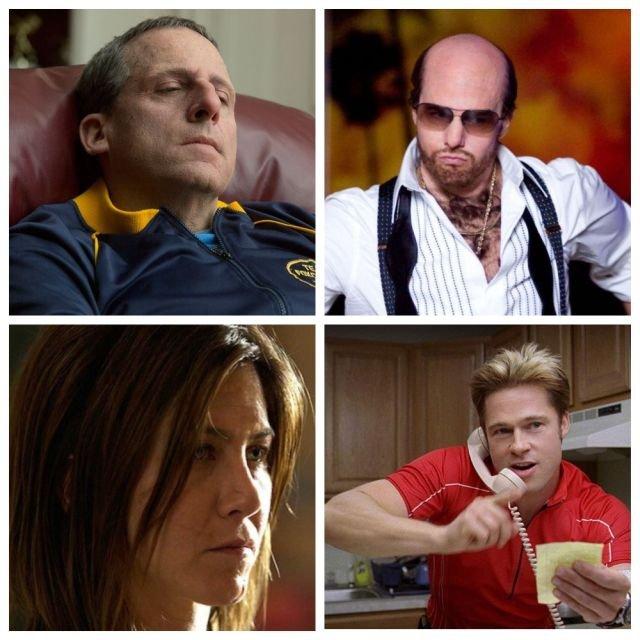 Актеры и актрисы, которые вышли из своего привычного амплуа, и поразили всех (11 фото)