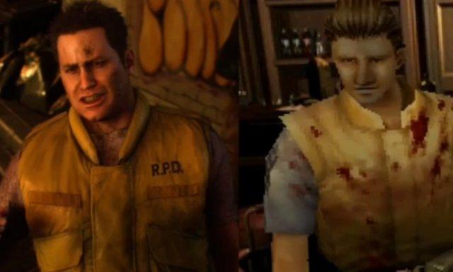 В Интернете появились сравнения Resident Evil 3 Remake 2020 года и оригинала 1999 года