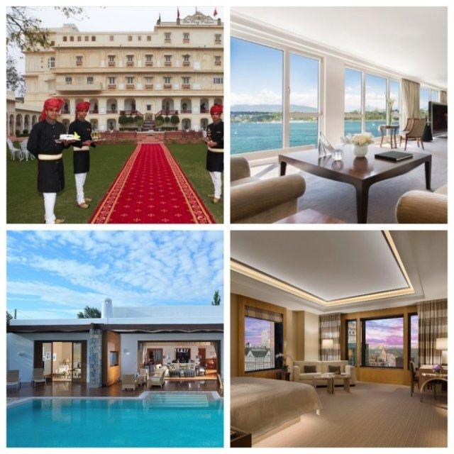 Самые дорогие гостиницы в мире (10 фото)