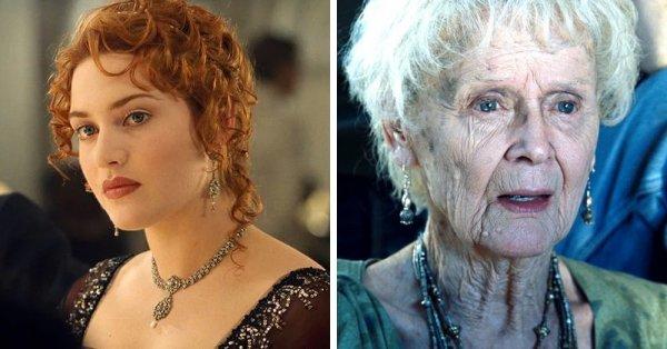 Актеры, сыгравшие роль одного и того же героя в разном возрасте