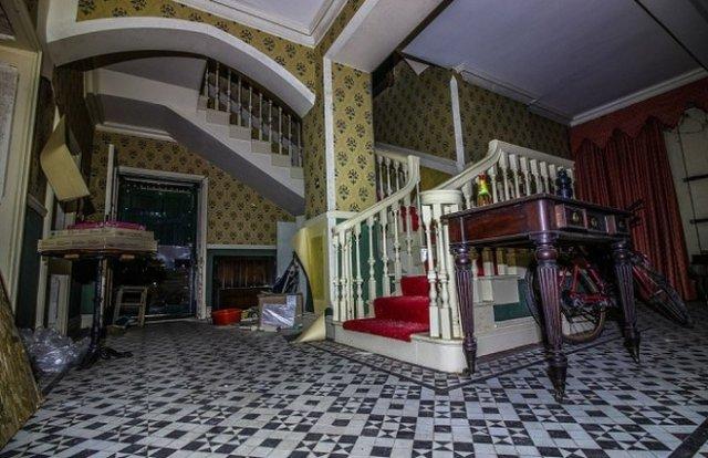 Таинственный 150-летний особняк, который оставили люди