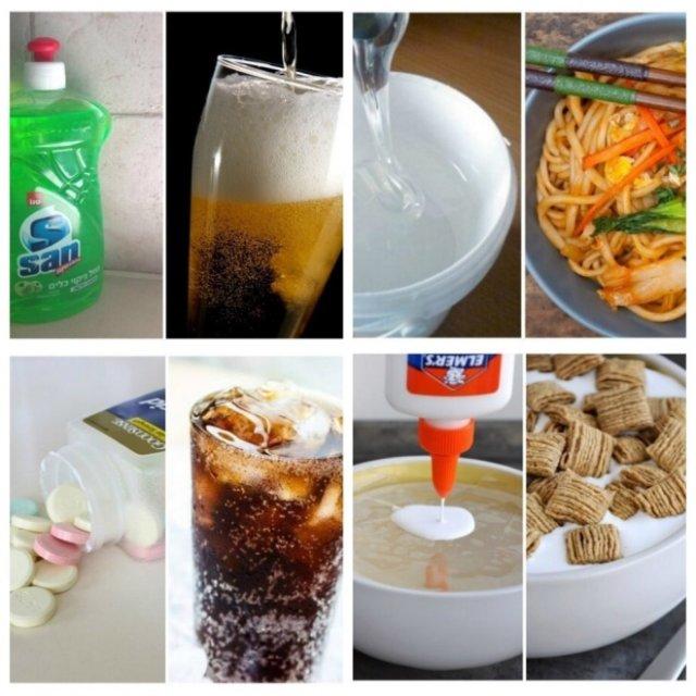Хитрости, применяемые фотографами при съемках еды (15 фото)