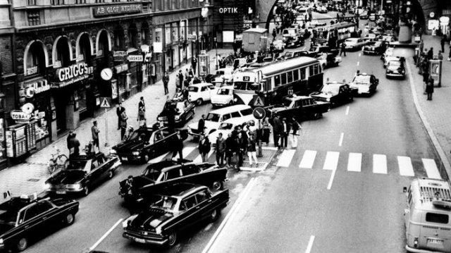 Интересные и редкие фотографии из прошлого