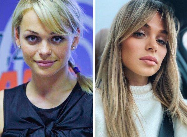 Российские знаменитости, которые изменились до неузнаваемости