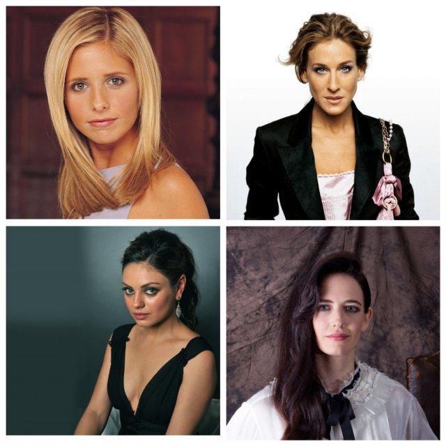 Самые красивые и популярные актрисы-еврейки в мире