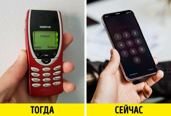 Как изменилась наша жизнь за последние 20 лет