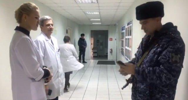 В центре Москвы собираются закрыть 11 гинекологическую больницу