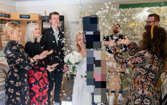 Девушка из Британии вышла замуж за очень странный предмет