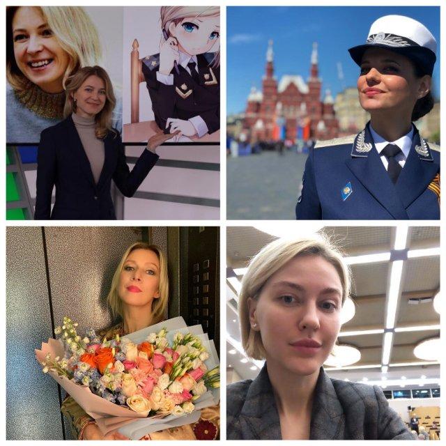 Самые красивые депутаты и пресс-секретари России