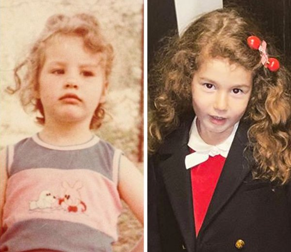 Как выглядели отечественные звезды в возрасте своих детей
