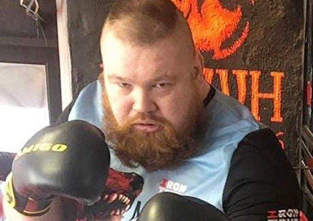 Вячеслав Дацик («Рыжий Тарзан») хотел переплыть эстонскую границу на лодке