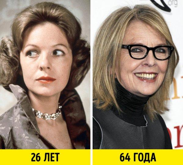Мировые кинозвезды в молодости