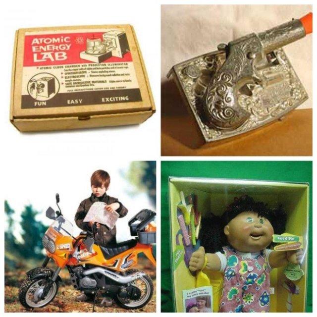 Самые опасные детские игрушки, которые пришлось срочно запретить (10 фото)
