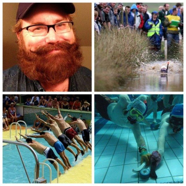 Самые удивительные и необычные виды спорта (10 фото)