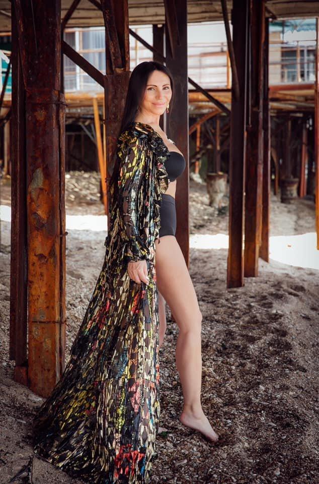 Красивая украинка, возраст которой поразит любого