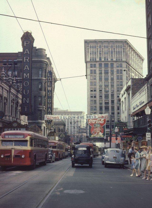 Milyen híres városok néztek 1944-ben