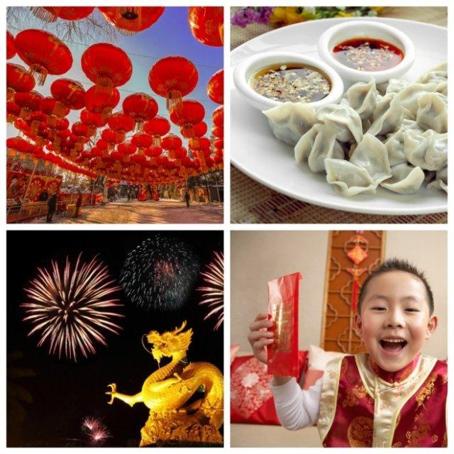 Интересные факты про китайский Новый год (7 фото)
