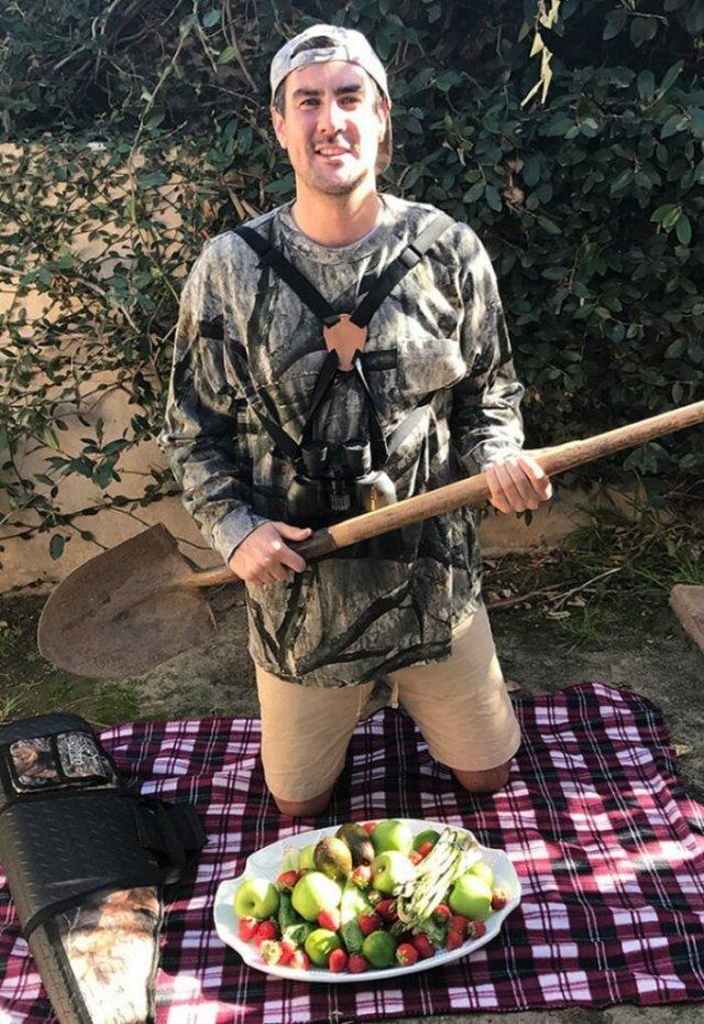 В Сети пользователи показали, как выглядит вегетарианская охота